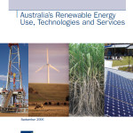 2006 Mapping of Australias Renewable Enrgy Use technologies & Services BCSE Sept 2006