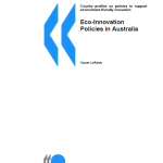 2008 EcoInnovation Policies in Australia OECD Aug 2008