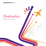 Australian Dealtracker Last 18 months - Grant Thornton April 2013