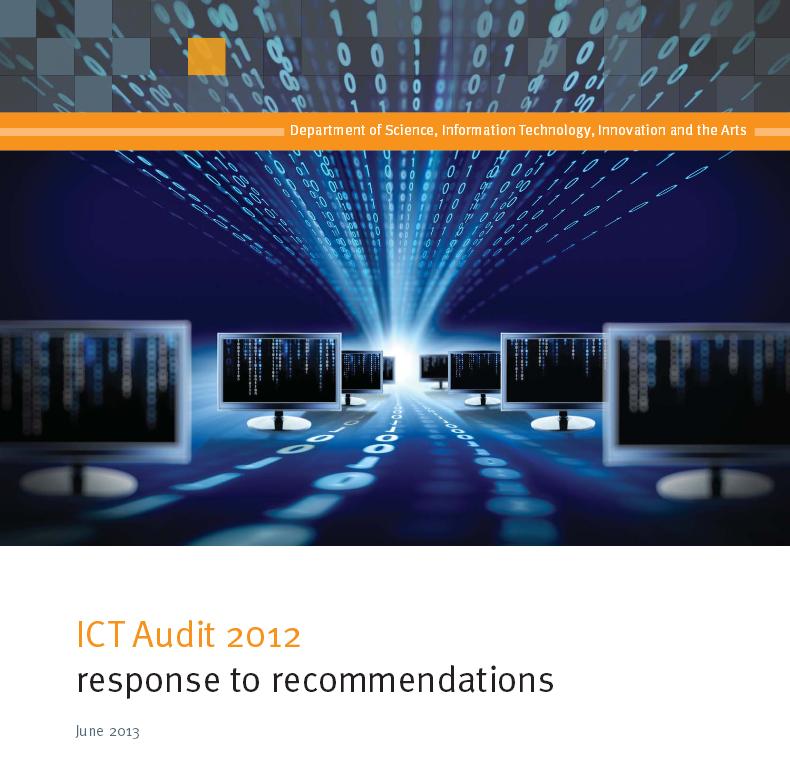ICT Audi 2012