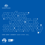 Australian Cyber Crime and Cyber Security Survey Report 2012 - Cert Jan 2013