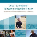 Australian Regional Communications Review - Empowering Digital Communities May 2012