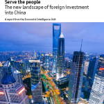 China Overview of Foreign Direct Investment EIU Jan 2012