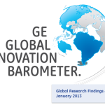 Global Innovation Barometer GE Feb 2013