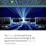Queensland Government ICT Discussion Paper May 2013