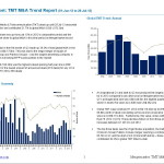 TMT M&A Trend Report 1H 2013 Mergermarket Aug 2013