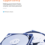 The Big Data opportunity in Government UK Policy Exchange July 2012