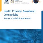 eHealth Broadband Requirements Literature Review IBES June 2013