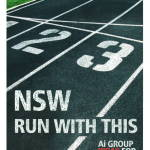 NSW Run With This Election Priorities - AiGroup February 2011