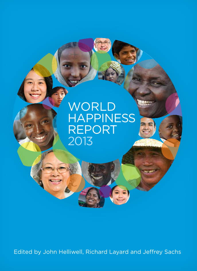 World Happiness Report Sept 2013