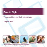 Zero To Eight Young Children Internet Use - UK LSE August 2013