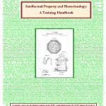 2001 IP & Biotech - A Training Handbook DFAT
