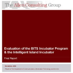 2003 BITS Program Evaluation Allen Consulting DCITA