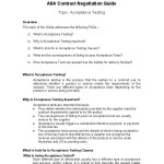 2003 Contract Negotiation Guide AIIA