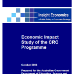 2006-Economic-Impact-of-CRCs-Insight-DEST