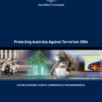 2006 Protecting Australia Against Terrorism 2006