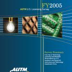 2007 US Survey of University Research Commercialisation Licences FY2005 AUTM