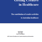 2008 Creative Industries in Healthcare QUT Oct 2008