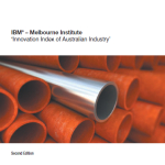 2008 Innovation Index of Australian Industry Melb Institute IBM Aug 2008