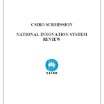 2008 Innovation Review CSIRO Submission Apr 2008