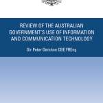 2008 Review of Australian Governments Use of-ICT Gershon August 2008