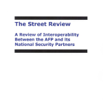 2008 The Street AFP National Security Interoperability Review Street Mar 2008
