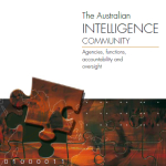 Australia's Intelligence Agencies